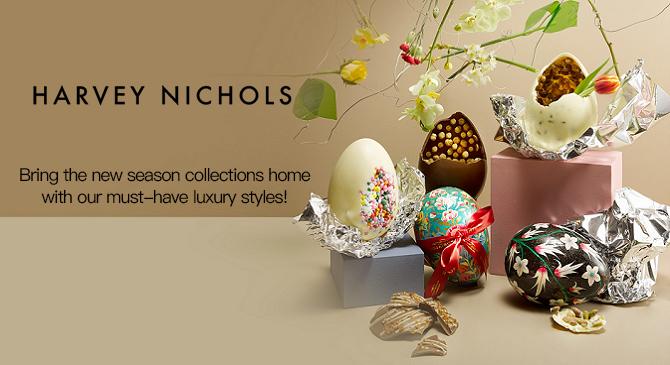 英国奢侈品品牌Harvey Nichols新季上新大选