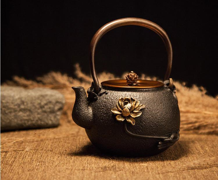 日本铁壶-极具投资潜力的理财新宠