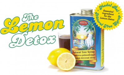 英国Lemon Detox Diet | 风靡欧洲的快速排毒减肥法
