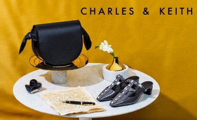 CHARLES&KEITH官网(小CK)下单购物海淘攻略