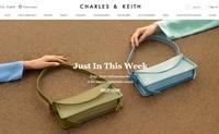 CHARLES & 038; KEITH加拿大官网:新加坡时尚品牌