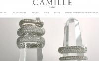 Camille Jewelry官网:现代女性时尚首饰