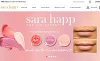 美国唇部护理专家:Sara Happ