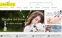 美国儿童珠宝在线零售商:Loveivy