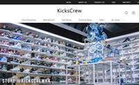 亚洲最大的运动鞋寄售店:KicksCrew