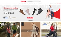Bata印度官网:源自欧洲舒适鞋履品牌