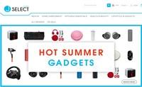 香港最新科技与优质家居产品购物网站:J SELECT