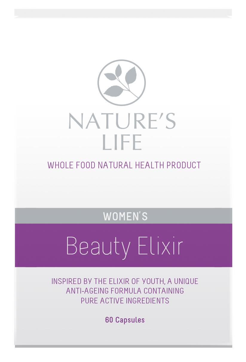 Natures Life Beauty Elixir | 抗衰老美容保健品