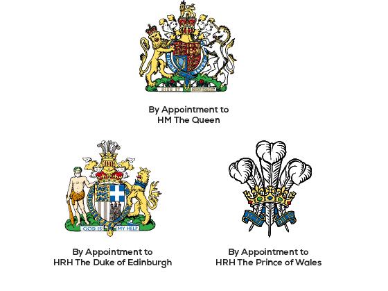 英国皇室御用品牌有哪些 哪些品牌是英国王室供应商?