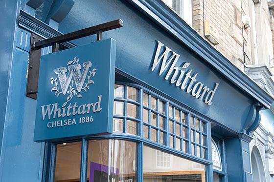 英国百年茶庄Whittard of Chelsea购买全攻略