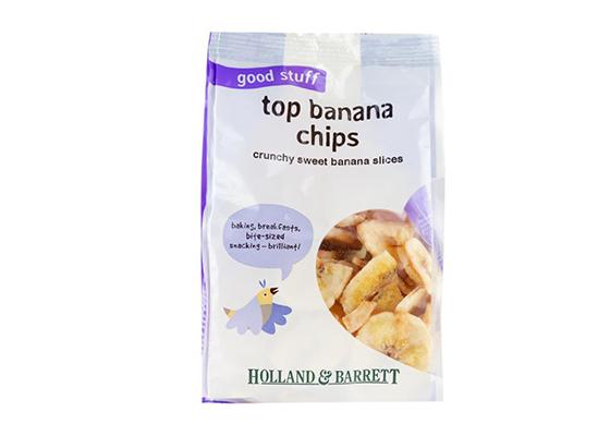 英国保健品Holland & Barrett隐藏小零食推荐