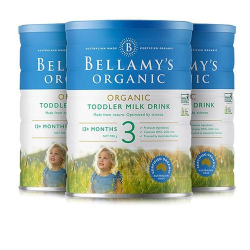 澳洲贝拉米奶粉有什么优势?澳洲贝拉米阶段配方说明