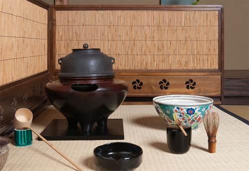 日本茶道中必不可少的茶道具有哪些?-购够网
