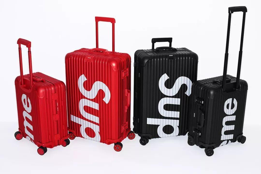 supreme与rimowa日默瓦联名行李箱贵吗?
