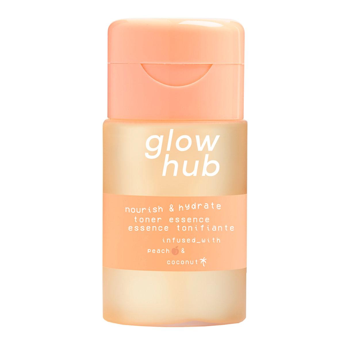 Glow Hub 椰子桃子玻尿酸滋润保湿爽肤水 100ml