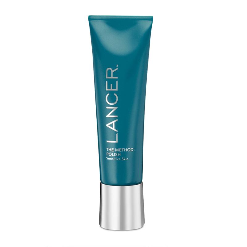 "Lancer 澜澈 ""三步曲""温和去角质磨砂膏 120ml 敏感肌肤"