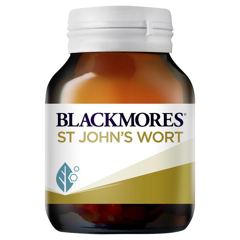 Blackmores 澳佳宝 St John s Wort 压力缓释片 90粒