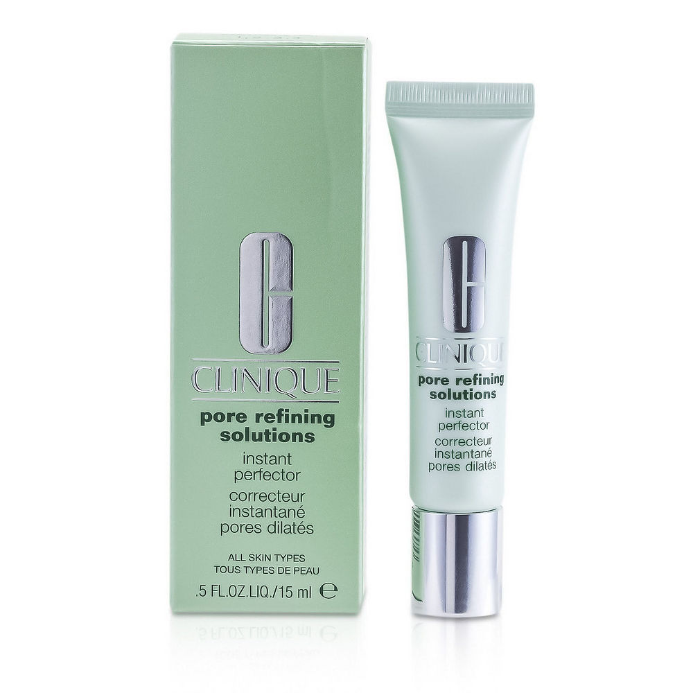 --Clinique; day care; Pore Refining Solutions Instant Perfector - Invisible Light --15ml 0 5oz