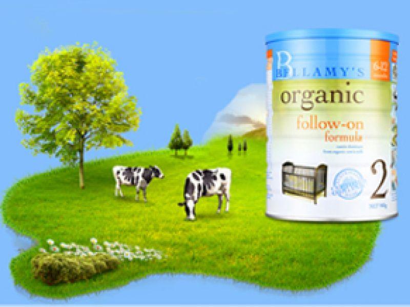 剖析有机奶硬伤,澳洲贝拉米的营养全面吗?