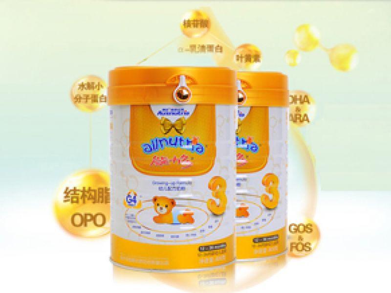 澳优能力多奶粉好吸收吗?